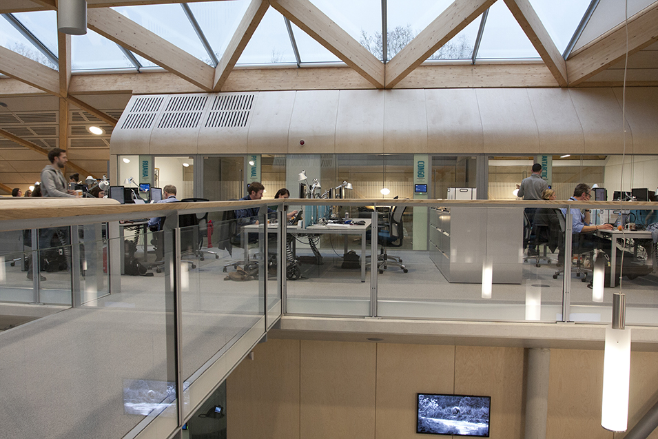 WWF Building