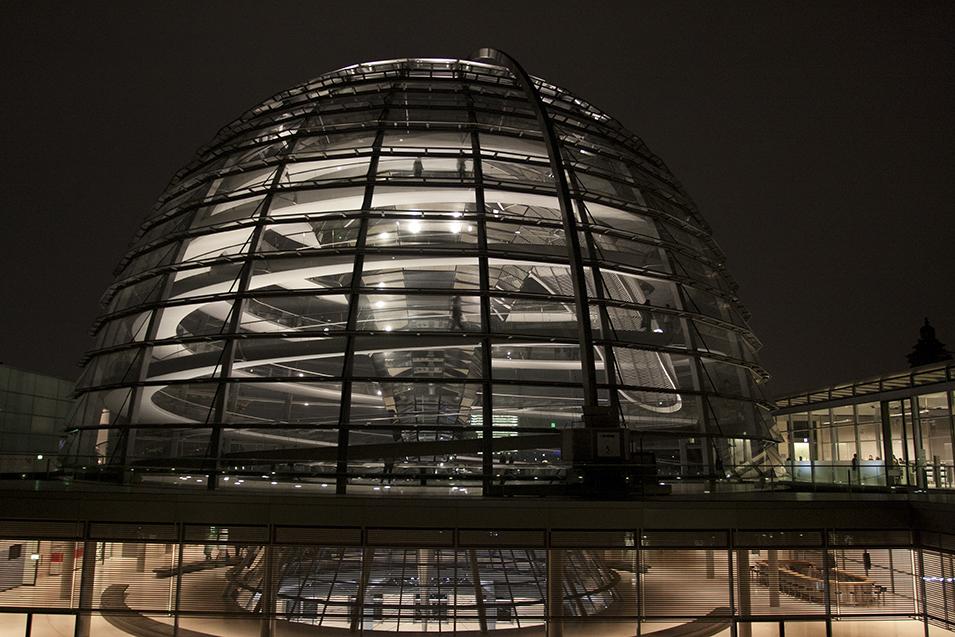 Reichstag Berlin, Architecture