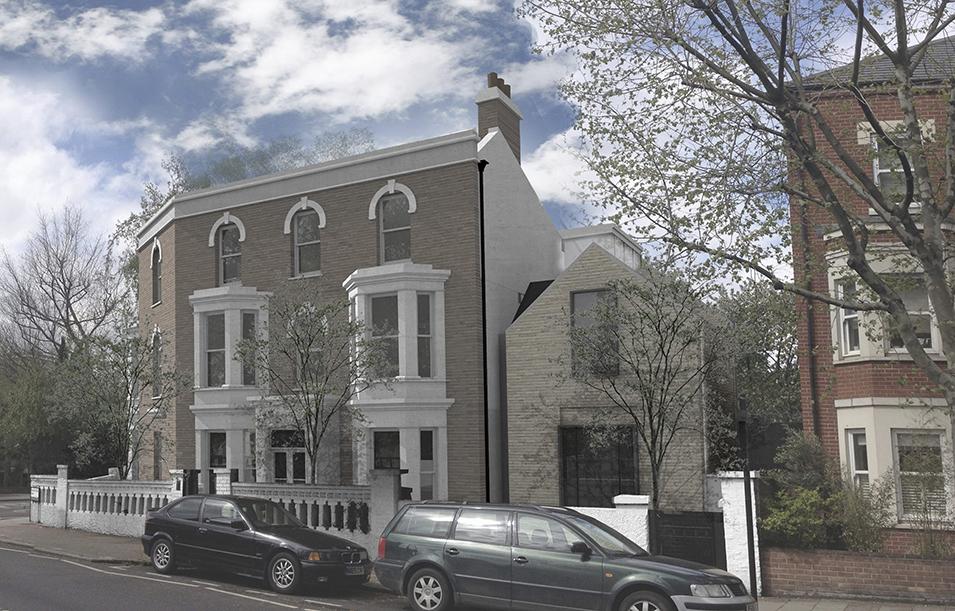 Prince of Wales Street flat