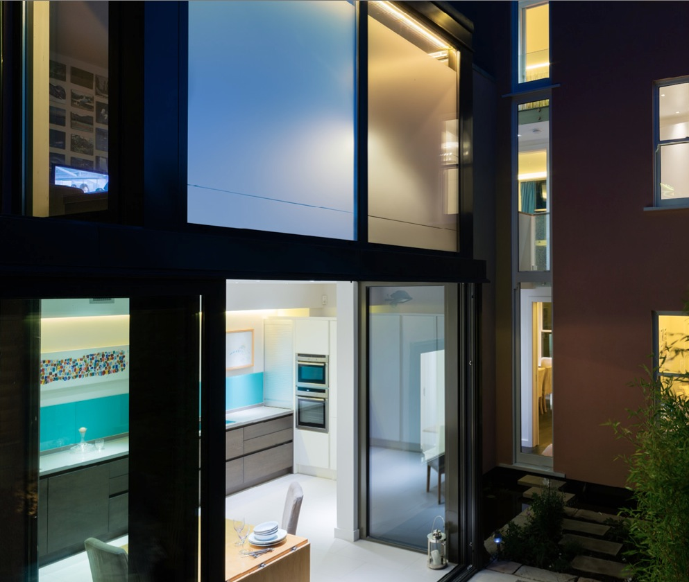 Green retrofit and sustainable design.