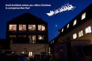Merry Christmas Architect