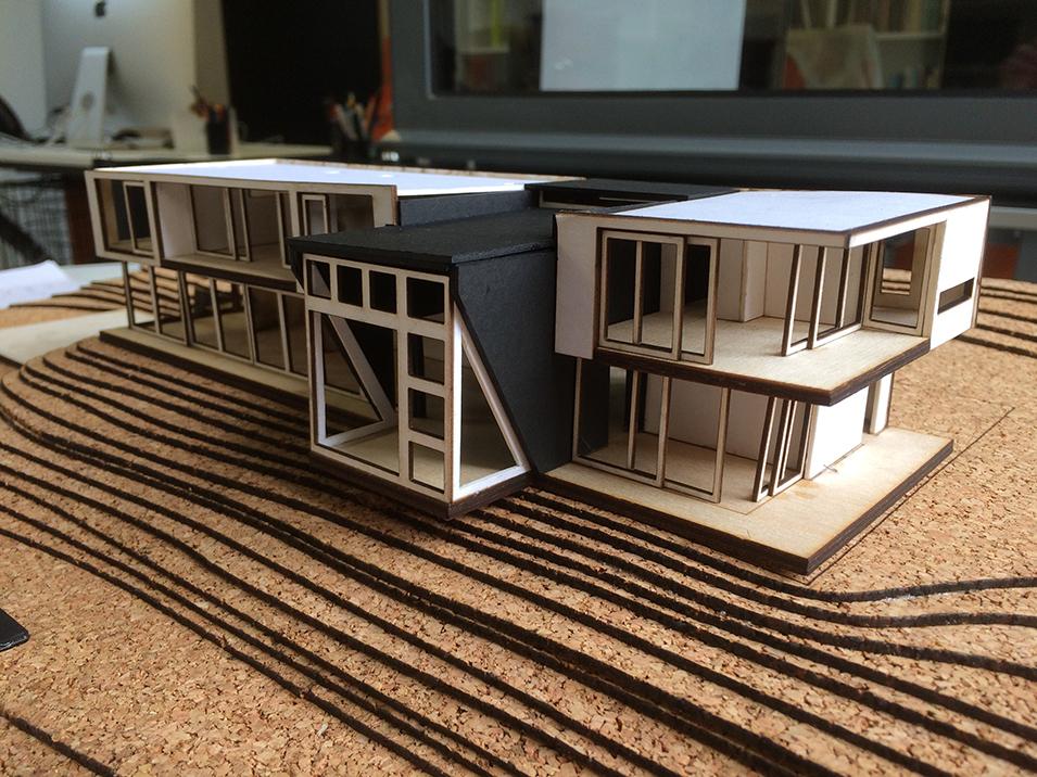 New build house model