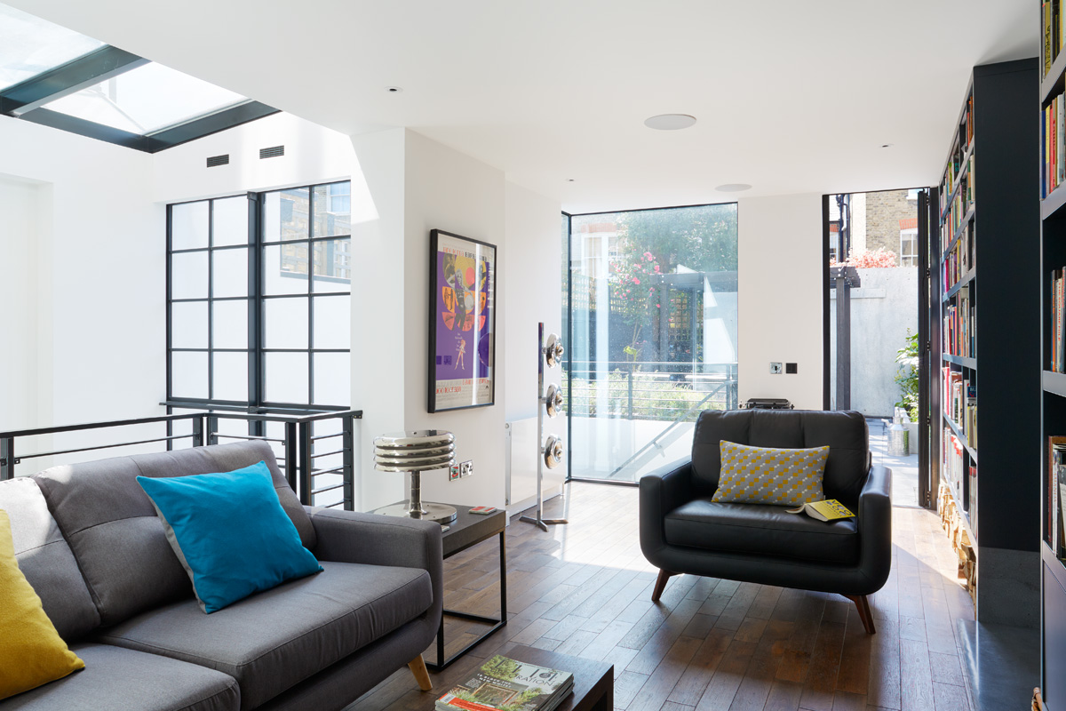 Interior Designers Working Conditions Have You Considered Steel Framed Windows  Granit