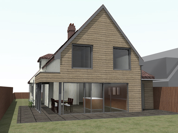 Planning Consent in Bognor Regis