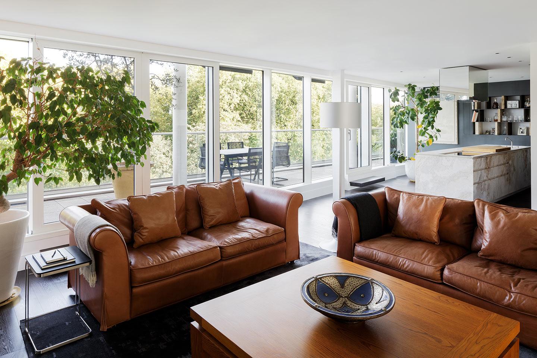 Luxury London apartment design