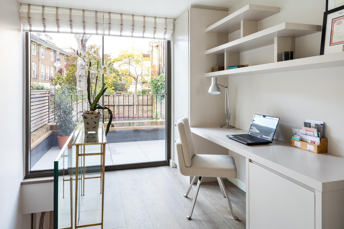 House refurbishment in Chelsea
