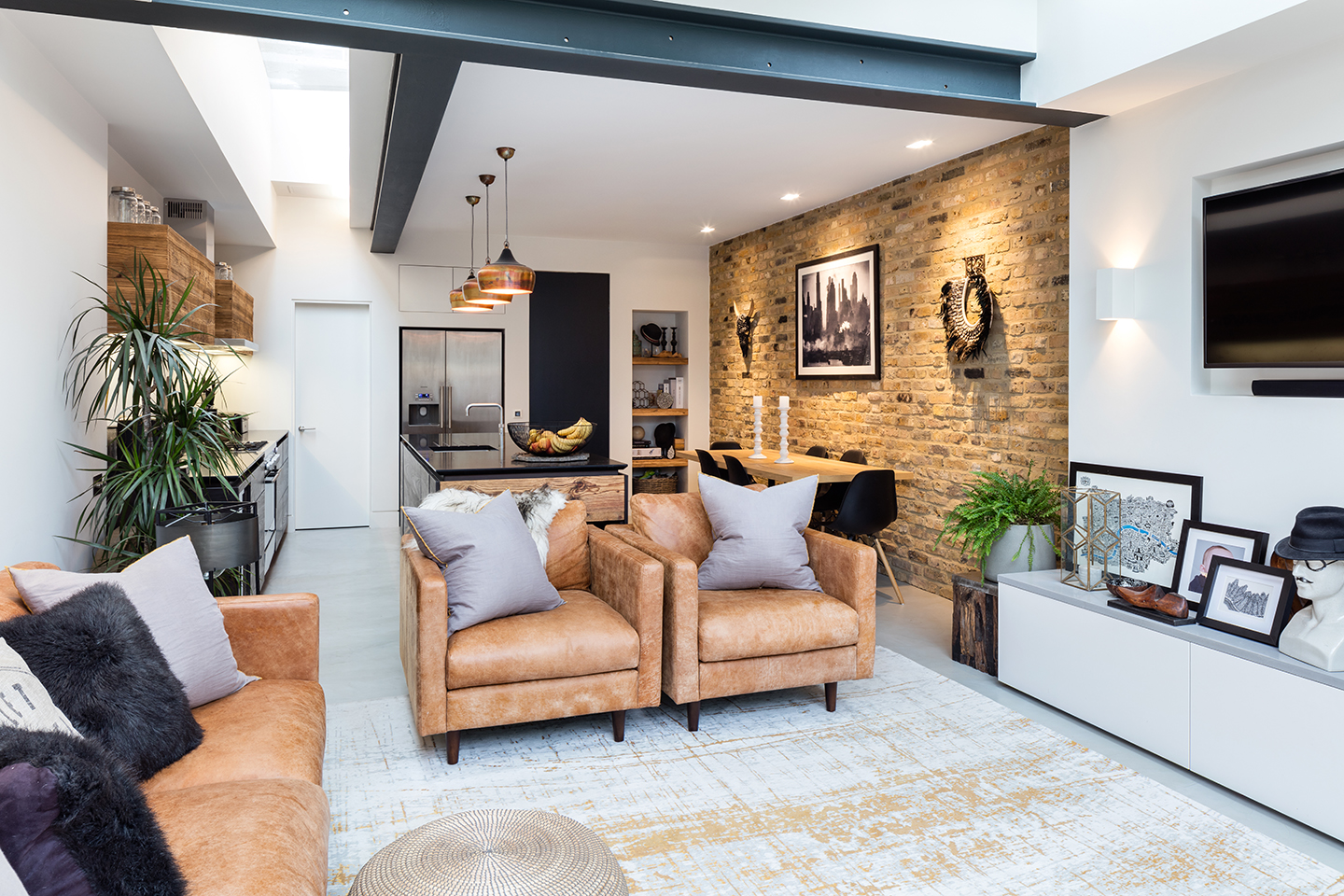 interior architecture firms in London