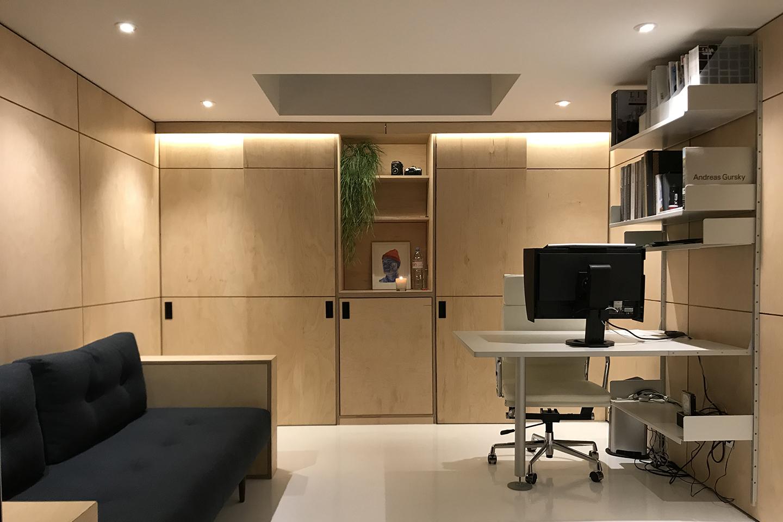 Home office garden room