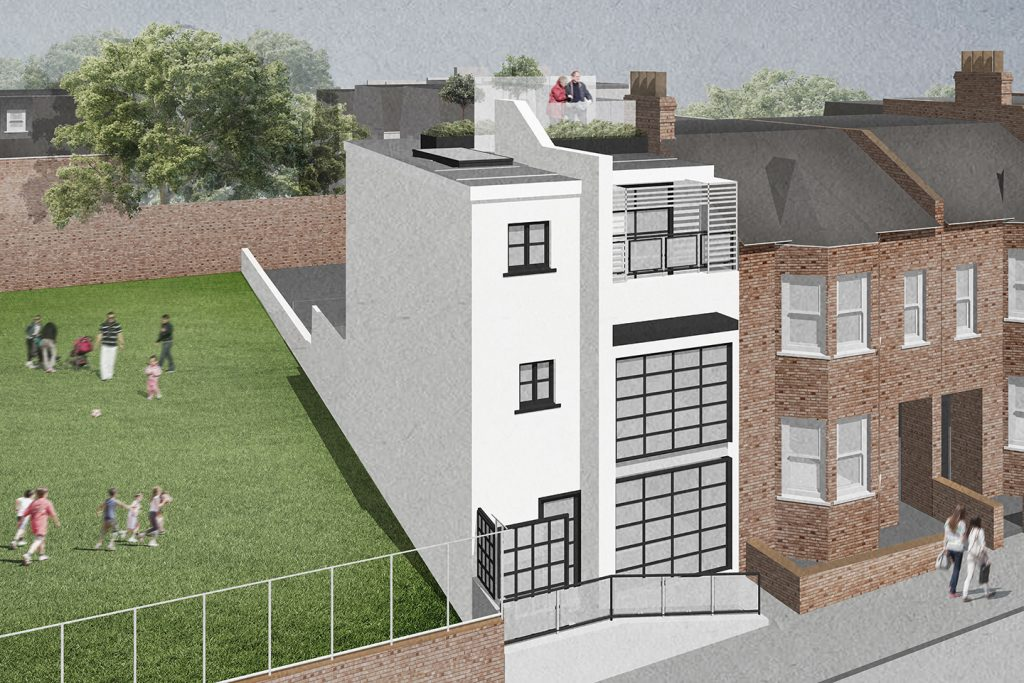 Planning Appeal in Wandsworth