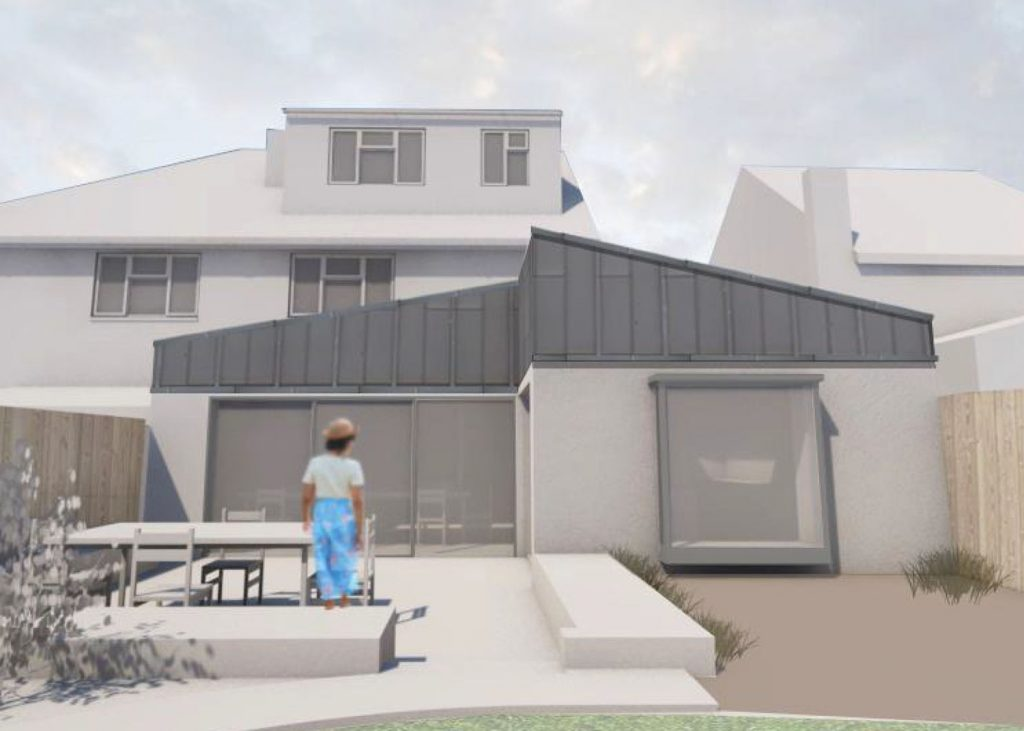 Planning Permission in Raynes Park